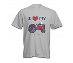 IH I Heart My Tractor T-Shirt