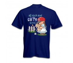 IH All This And Cute Too T-Shirt