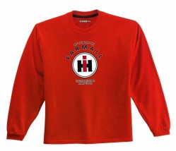 IH Circle Logo Stack Long Sleeve T-Shirt