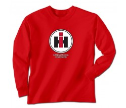 IH Circle Logo Long Sleeve T-Shirt