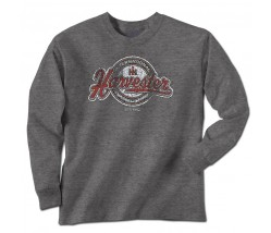 IH Harvester Script Tail Long Sleeve T-Shirt