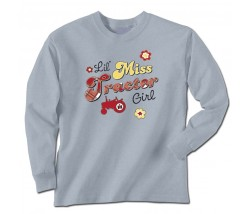 IH Lil Miss Long Sleeve T-Shirt