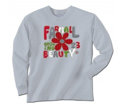 IH Farmall Growing Beauty Long Sleeve T-Shirt