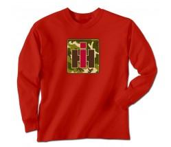 IH Camo Logo Long Sleeve T-Shirt