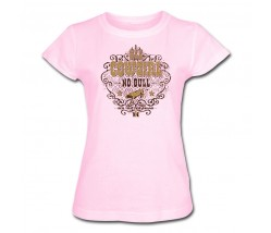 IH All Cowgirl No Bull T-Shirt