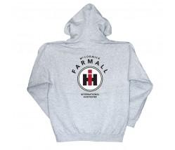 IH Circle Logo Zip Up Hoodie