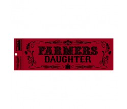 IH Farmers Daughter Bumper Sticker