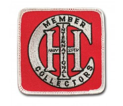 IH Collectors Club Patch