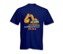 Damaged Case Demolition Kid T-Shirt