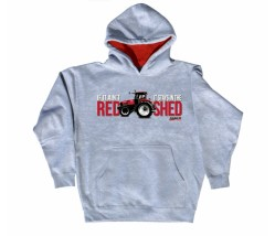 Case IH If It Aint Red Hoodie