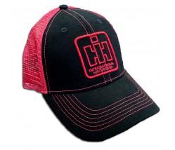 IH Outlined Logo Mesh Baseball Cap