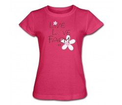 IH Live Love Farm T-Shirt