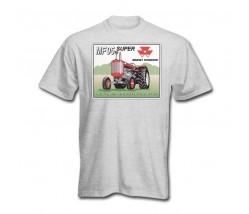 Massey Ferguson Men's Vintage Sign T-Shirt