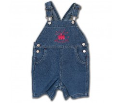 IH Im An IH Princess Shortalls