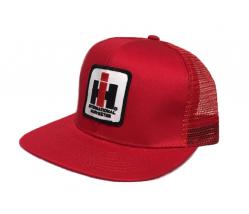 IH Mesh Trucker Cap - Red