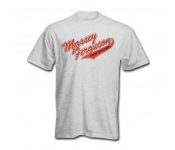 Massey Ferguson Men's Script Tail Logo T-Shirt