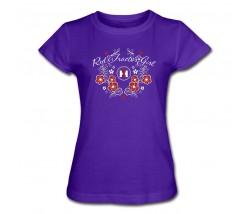 IH Floral Horseshoe T-Shirt
