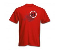 IH Circle Logo And Tractor T-Shirt