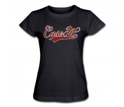 Women's Case IH Script Tail Logo T-Shirt