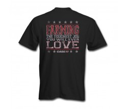 Case IH The Toughest Job T-Shirt