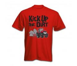 Case IH Kick Up The Dirt T-Shirt