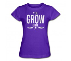 Case IH You Grow Girl T-Shirt