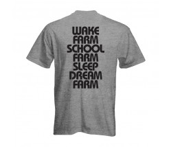 Case IH Wake Sleep Farm T-Shirt
