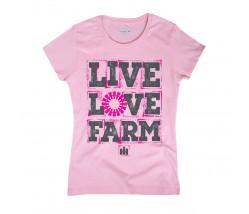 Case IH Live Love Farm Short Sleeve Tee