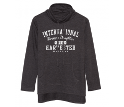 IH Farmers Daughter Funnel Neck Pullover