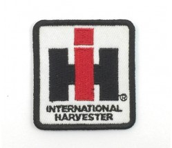 "IH 2"" H by 1 7/8"" W Patch"