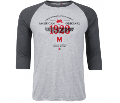 IH Farmall Men's American Original Raglan T-Shirt
