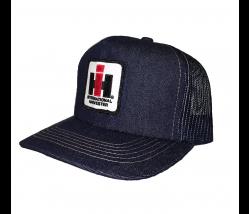 IH Mesh Trucker Cap - Denim